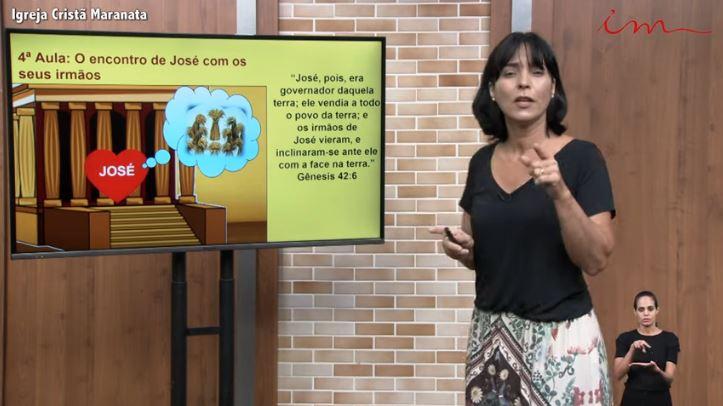 Igreja Cristã Maranata – Crianças de 3 a 7 anos – O encontro de José com os seus irmãos