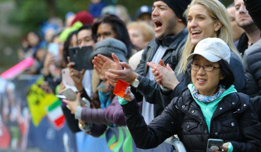 Em novembro, volta a acontecer a Maratona de Nova York