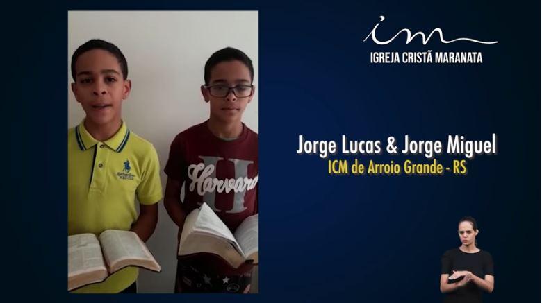 Igreja Cristã Maranata – Igrejas do Brasil – 30/05/2021 Domingo
