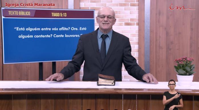 """Igreja Cristã Maranata - """"O consolo vem do Senhor"""" - 31/05/2021 Segunda"""