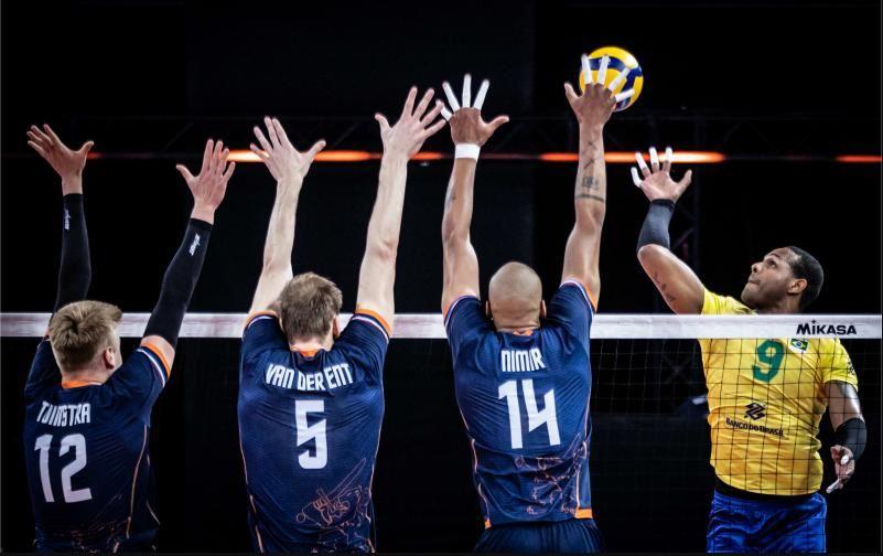Brasil vence a Holanda na abertura da  terceira semana