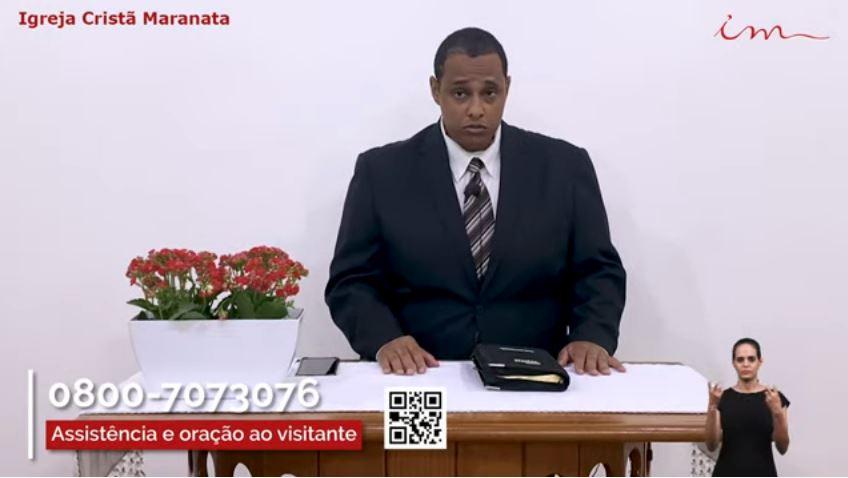 """Igreja Cristã Maranata - """"Culto da Família"""" - 11/06/2021 Sexta"""