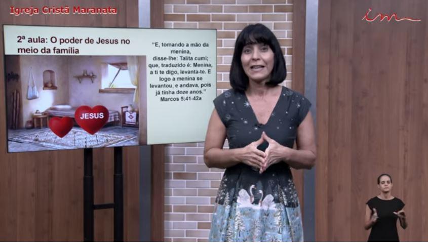 """Igreja Cristã Maranata - Crianças de 3 a 7 anos - """"O poder de Jesus no meio da família"""" – 10/06/2021 Quinta"""