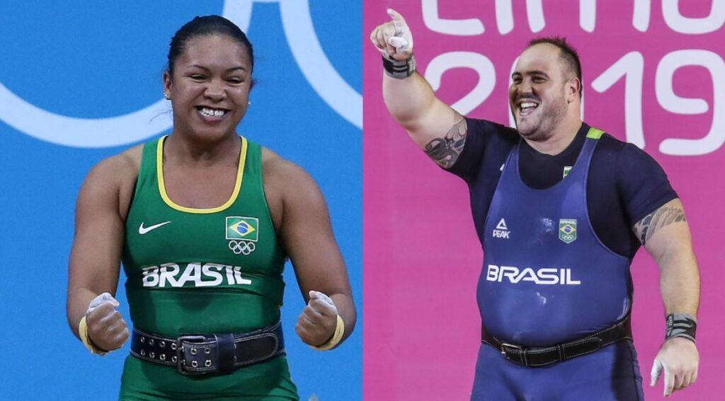 Jaqueline Ferreira e Fernando Reis conquistam classificação para os Jogos Olímpicos de Tóquio
