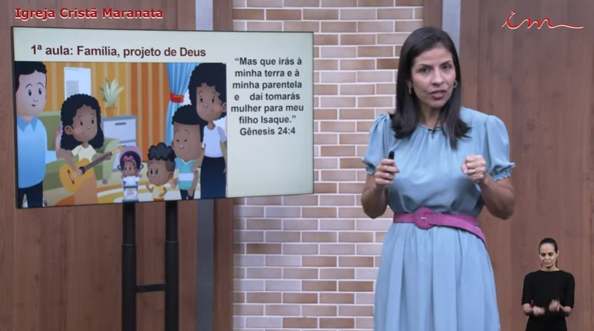 """Igreja Cristã Maranata - Crianças de 07 a 11 anos - """"Família, projeto de Deus"""" – 03/06/2021 Quinta"""