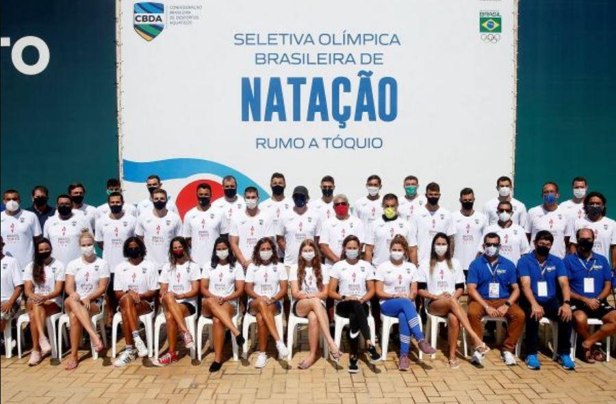 Seleção Olímpica de Natação é convocada para Torneio Settecolli
