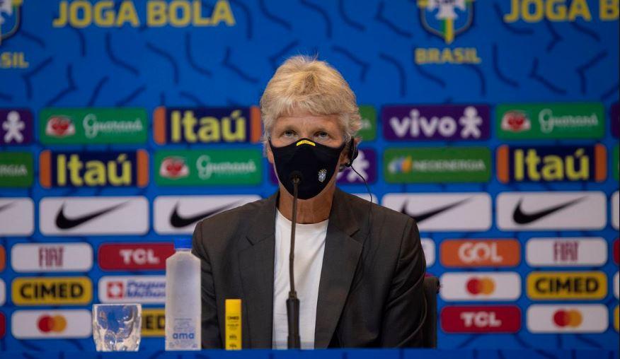 Pia convoca Seleção Feminina de Futebol para as Olimpíadas de Tóquio