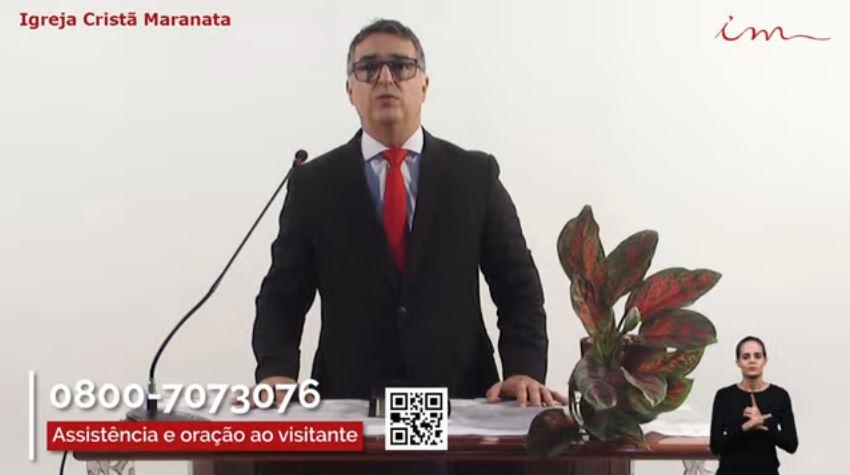"""Igreja Cristã Maranata - """"Culto da Família"""" - 18/06/2021 Sexta"""