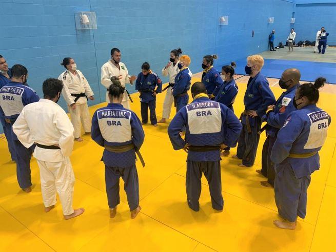 Brasileiros buscam na Inglaterra últimas vagas do judô para os Jogos de Tóquio