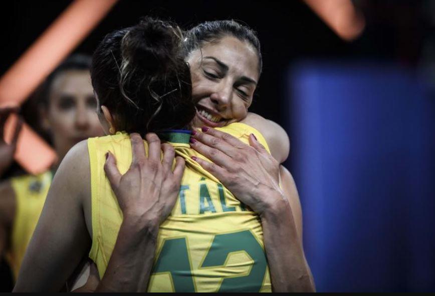 Brasil vence Holanda na Liga das Nações
