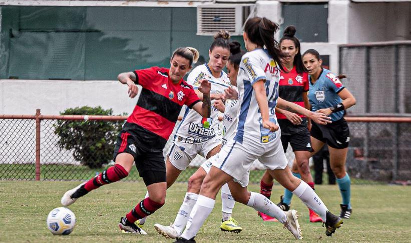 Flamengo vence o Avaí/Kindermann no  Campeonato Brasileiro de Futebol Feminino