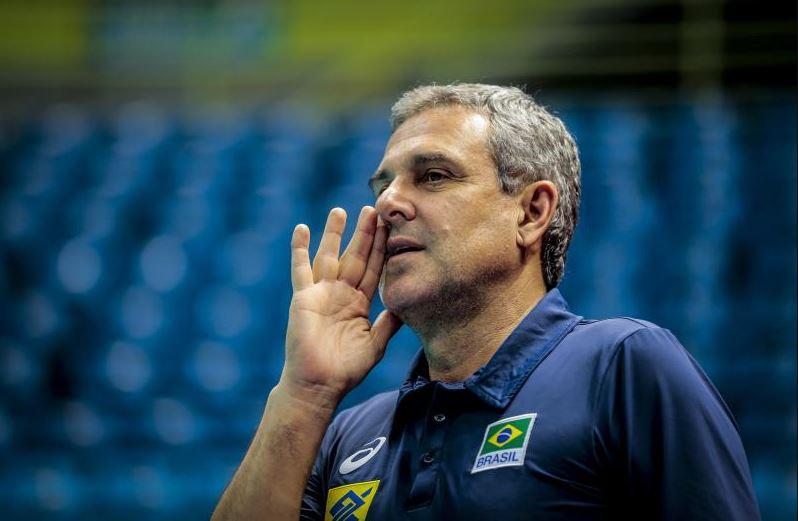 José Roberto Guimarães define as atletas para os Jogos de Tóquio