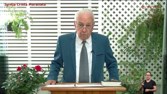 Igreja Cristã Maranata – Escola Bíblica Dominical – 27/06/2021