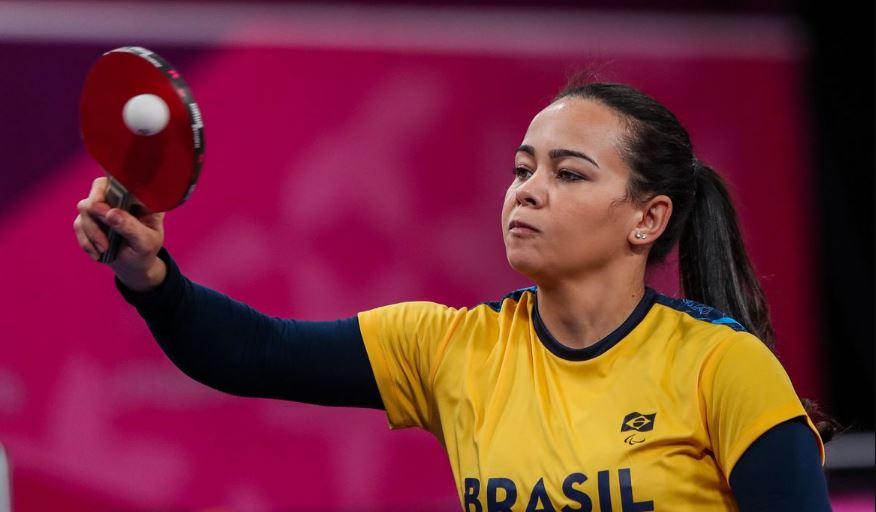 Brasil tem mais 3 classificados no tênis de mesa Paralímpico