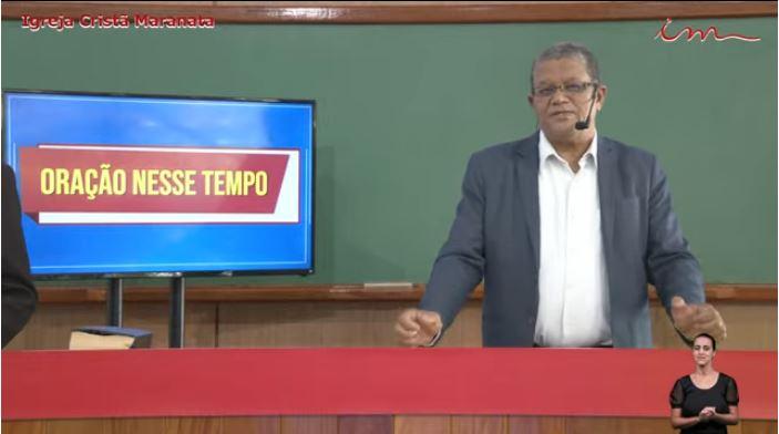 Seminário Especial da Igreja Cristã Maranata- 05/06/2021 Sábado