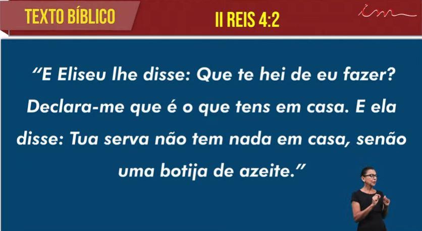 """Igreja Cristã Maranata - """"Declara-me que tens em casa"""" - 01/07/2021 Quinta"""