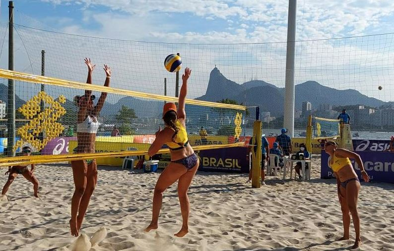 Terceira e quarta etapas Challenger são disputadas em sequência no Rio de Janeiro