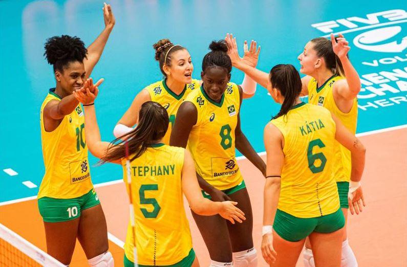 Neste domingo, o Brasil busca o sétimo lugar contra a República Dominicana