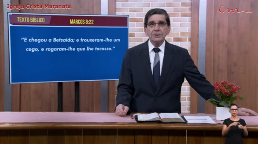 """Igreja Cristã Maranata - """"Não entres na aldeia"""" - 17/07/2021 Sábado"""
