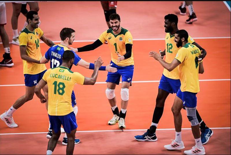 Brasil estreia com vitória sobre a Tunísia nos Jogos Olímpicos
