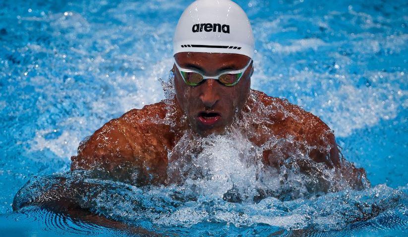 Felipe Lima garante vaga na semifinal dos 100 metros peito nos Jogos Olímpicos de Tóquio