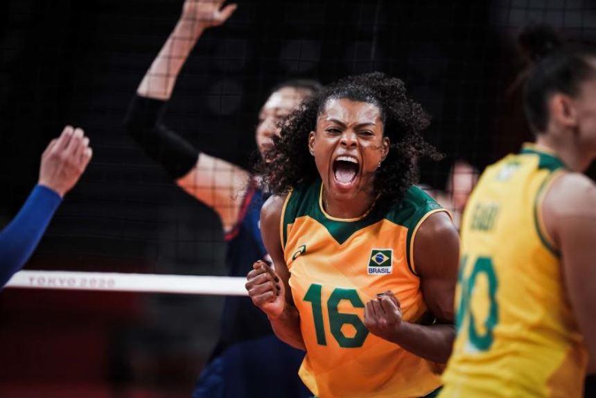 Seleção feminina estreia com vitória sobre a Coréia do Sul nos Jogos Olímpicos de Tóquio