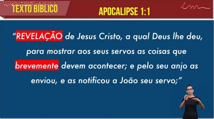 Igreja Cristã Maranata – Culto exibido na TV aberta no dia 30/05/21 Domingo