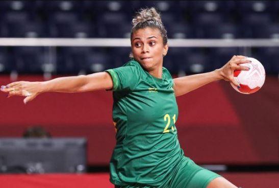 Handebol feminino vence a Hungria nos Jogos Olímpicos de Tóquio