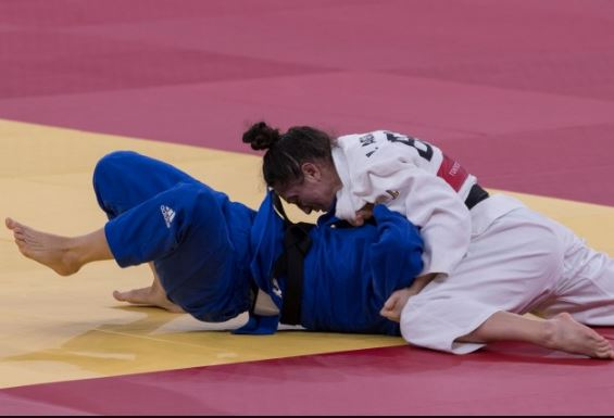 Mayra Aguiar vence sul-coreana e conquista sua terceira medalha de bronze em Jogos Olímpicos