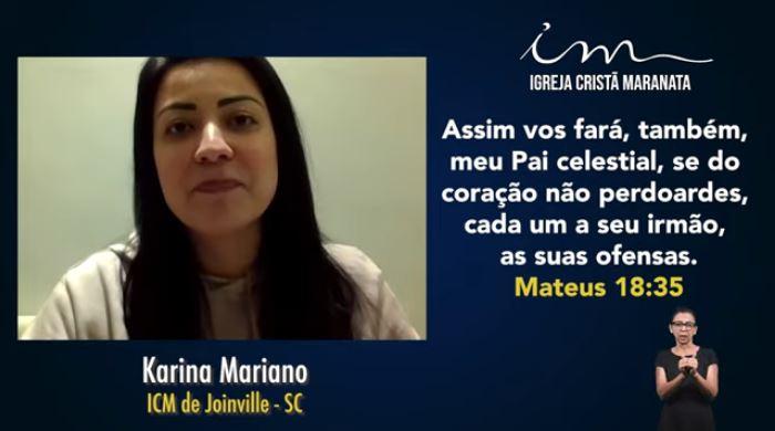 Igreja Cristã Maranata – Igrejas do Brasil – 04/07/2021 Domingo