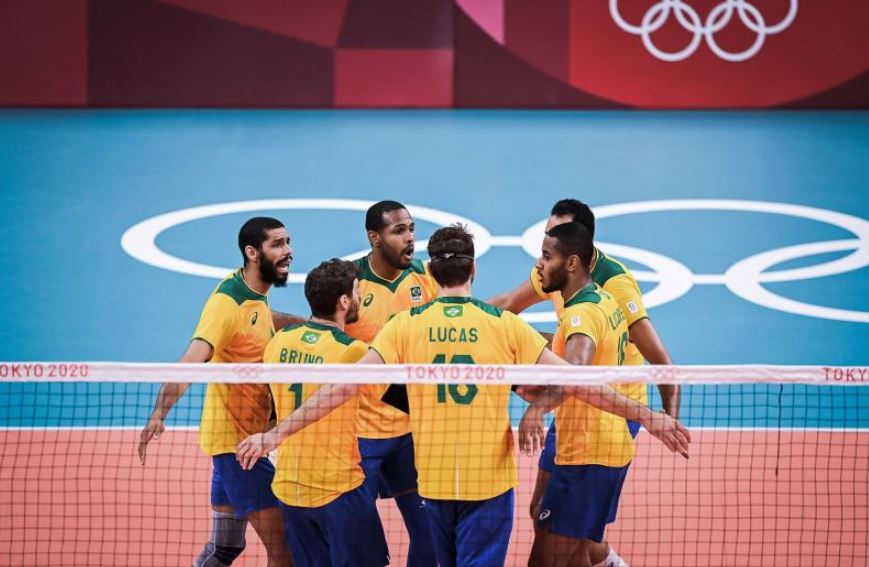 Seleção masculina enfrentará o Japão nas quartas de final dos Jogos Olímpicos de Tóquio