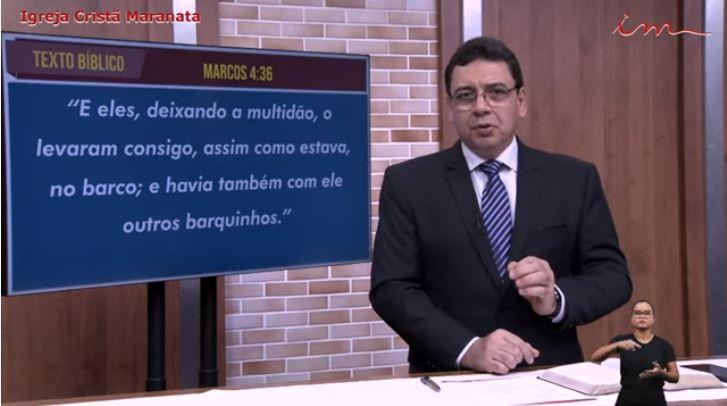 Igreja Cristã Maranata – Culto exibido na TV aberta – Pr. Josias Júnior – 31/07/2021 Sábado