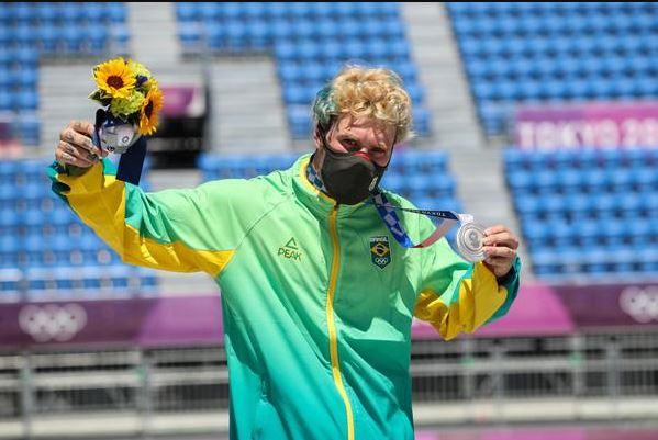 Pedro Barros conquista a Medalha de Prata nos Jogos Olímpicos de Tóquio